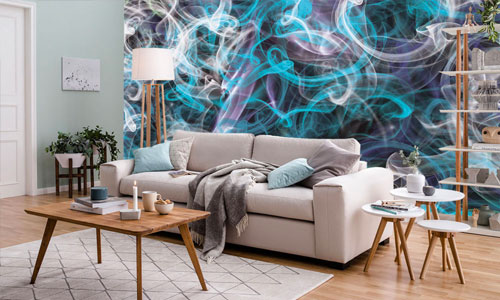 contemporary style wallpaper murals - shop by style